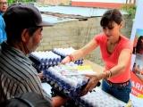 Reactiva Maribel Martínez subsidio de productos de la canasta básica