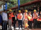 Maribel Martínez fortalece infraestructura educativa para niñez de Juquila
