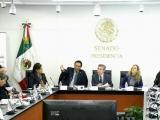 Diálogo con la sociedad civil para definir Ley de Seguridad Interior: Benjamín Robles