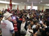 Se consolida PT como primera fuerza política de la Cuenca: Benjamín Robles